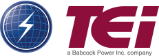 Thermal Engineering International (TEi) logo
