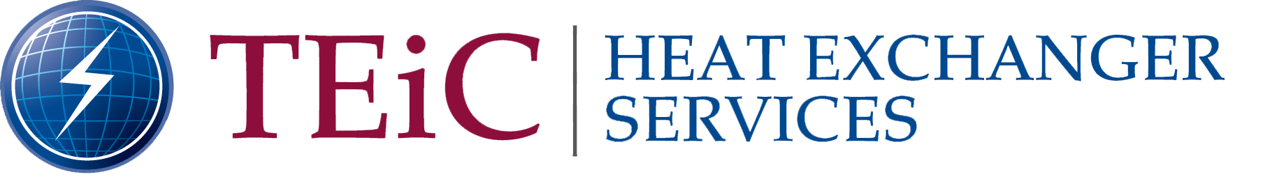 TEIC Heat Exchanger Services Logo