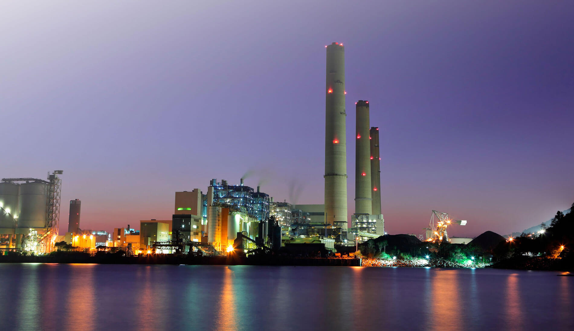 Conventional Coal Power Plant